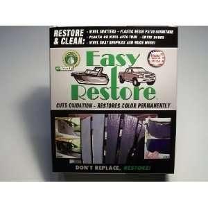 Easy Restore Vinyl and Plastic Restoration Kits  Sports