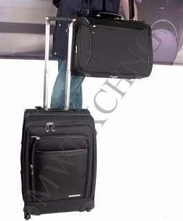 Brics Pininfarina Spinner Suitcase & Garment Bag Set