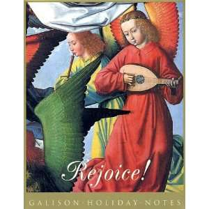 Rejoice (Holiday Boxed Cards) (9780735312890) Books