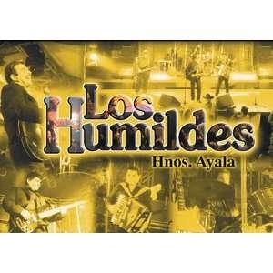 Los Humildes en vivo Jose Luis Ayala y Los Humildes