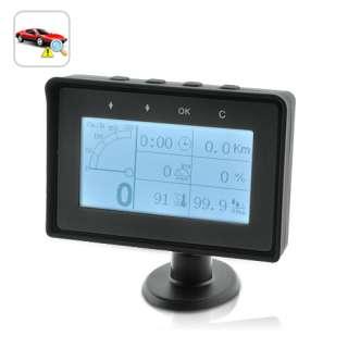Car OBD II Diagnostics Tool Multi Function Info Display