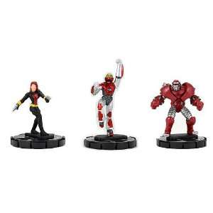 Neca HeroClix Marvel Classic Iron Man Armor Wars Battle