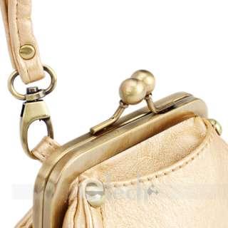 New Stylish Hasp Design Lady Women Cash Coin Bag Wallet Purse Wrist
