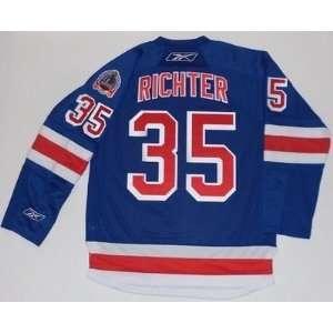 Mike Richter 1994 Stanley Cup New York Rangers Jersey Reebok Premier