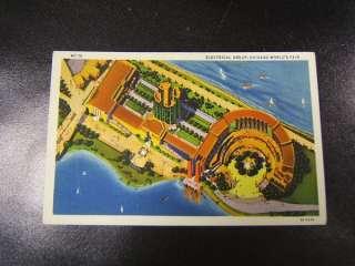 Postcard Chicago Worlds Fair 1933 Century of Progress