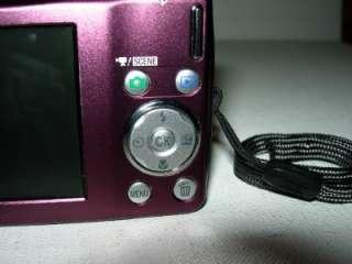 Nikon Coolpix S220 Digital camera plum