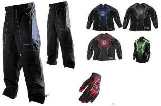 SMART PARTS PAINTBALL JERSEY ,PANTS AND GLOVES