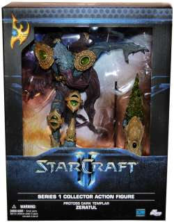 StarCraft Premium Series 1 Collectible Figure Set Of 2 *New*