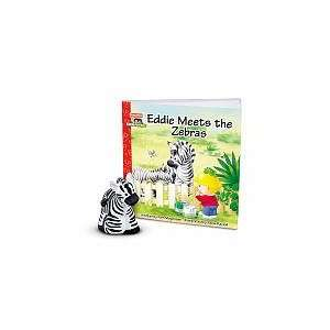 Fisher Price Little People Zoo Talkers Book & Figure Set