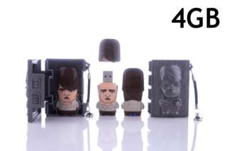 NEW Mimobot Star Wars Han Solo USB Flash Drive with Carbonite carrying
