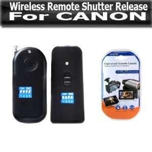 Wireless Remote Shutter Release For Canon XSI XTi XS XT