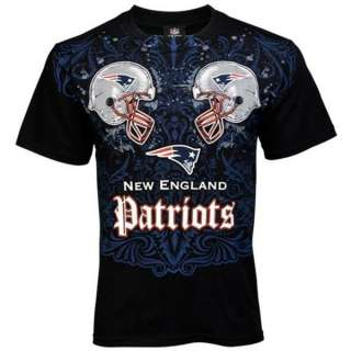 NFL Sports Fan Shirts New England Patriots Game Tee Football T Shirt