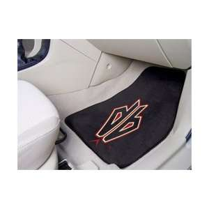 Arizona Diamondbacks 2 Piece MLB Auto/Car Floor Mat front