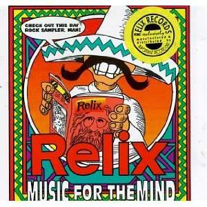 Relix Bay Rock Sampler Various Artists Music