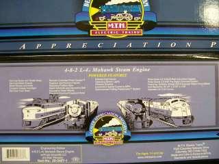 Mohawk L 4a Enginering Edition 4 8 2 Uncataloged Dealer Appreciation