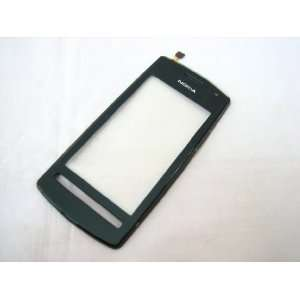 Nokia N600 ~ Touch Screen Digitizer + Frame ~ Mobile Phone
