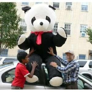 8 FEET TALL GIANT STUFFED PANDA BEAR   ABSOLUTELY