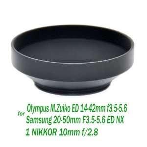 NX 20 50mm F3.5 5.6 ED, NIKON 1 NIKKOR 10MM F2.8 lens
