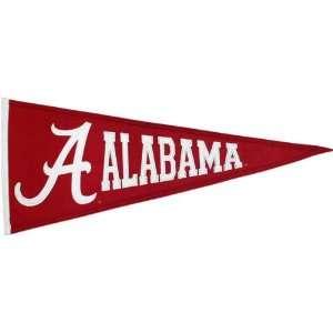 Alabama Crimson Tide Traditions Pennant