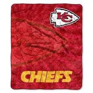 Kansas City Chiefs NFL Super Soft Sherpa Blanket Sports