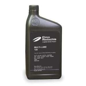75175001 Vacuum Pump Oil,Mineral,1 Qt,100 Grade