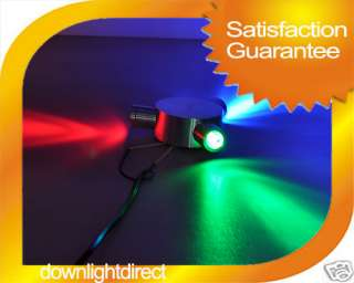 This LED decorative lamp shows vivid and colorful light to your room