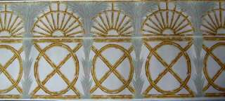 78 Bolt 14CLARENCE HOUSE Bamboo Trellis Border/Frieze