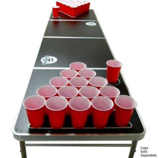 Portable Beer Pong Game Table – 8 ft – Beirut Tables 845033039890