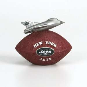 NFL New York Jets Collectible Football Paperweight