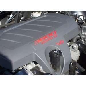 : Engine Cover Overlay Decals   2004 2008 Pontiac Grand Prix   (Color