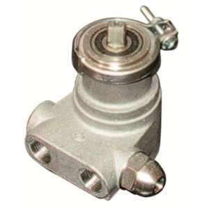 Fluid O Tech Pump 411 Stainless Steel Rotary Vane Pump With ByPass 2.3