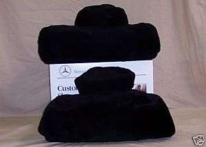 Mercedes Factory Sheepskin Seat Covers for SL (107)