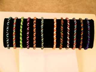 Two Dozen Love Friendship Fundraiser Bracelets Roped