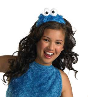 Sesame Street Cookie Monster Adult Costume Headband