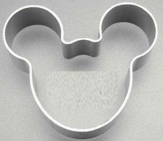 Party Biscuit Cookie Cutter Tin   Mickey Mouse Shape Kitchen Tool