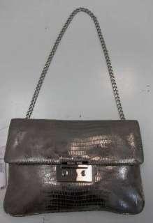 Authentic Michael Kors Sloan Genuine Leather Clutch Bag $218