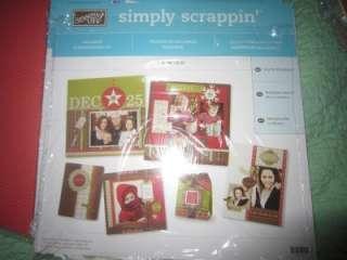 LOT 12x12 DESIGNER PAPER & SIMPLY SCRAPPIN KITS, I WISH + MORE