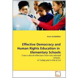and Human Rights Education in Elementary Schools: Cross cultural