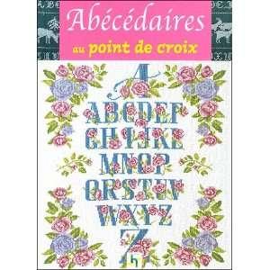 Abécédaires au point de croix (French Edition