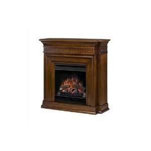 Dimplex Symphony Troy Electric Fireplace   Burnished