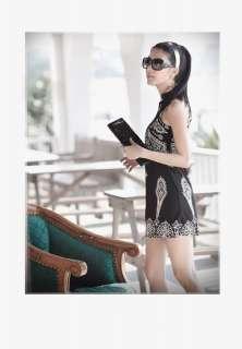 New Womens Dresses Sexy Ethnic Boho Summer Mini Dress Clubwear