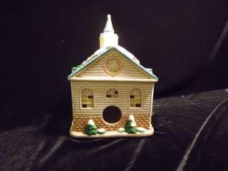 VILLAGE CHURCH OF THE GOLDEN RULE   #05820 NEW OLD STOCK IN BOX