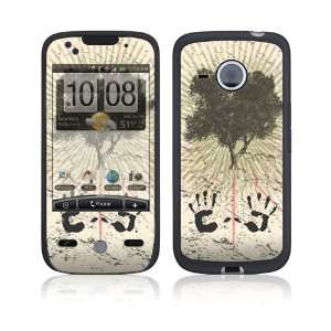 Make a Difference Protective Skin Cover Decal Sticker for HTC Droid