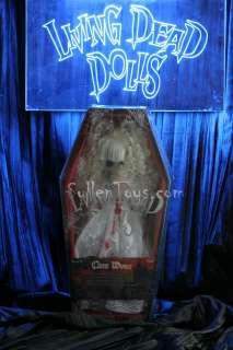 Claret Winter  Series 19 Variants  Living Dead Dolls  LDD  Mezco