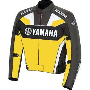 Joe Rocket Yamaha Delta R Jacket   Small/Yellow/Black