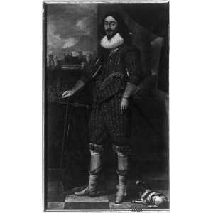 Charles I, King of Great Britain, 1600 1649
