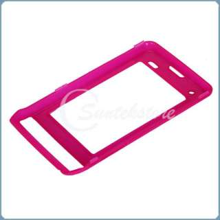 Snap on Hard Skin Case Phone Cover Shell for LG VX9700 Dare New