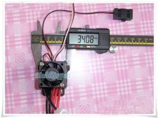 320A ESC Speed Controller Double motor output F ROCK CRAWLER CAR TRUCK