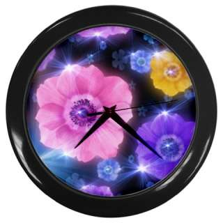 fun and unique wall clock  perfect for office, den, family room