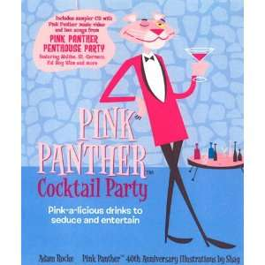 Panther Cocktail Party (9781852272944): Adam Rocke : Books